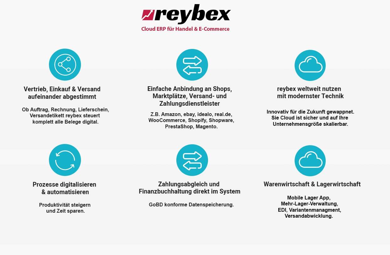 reybex ERP System