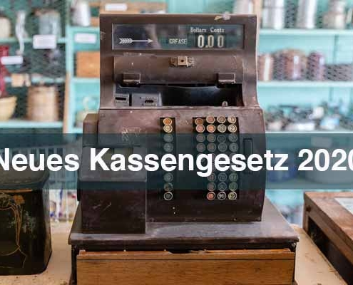 Neues Kassengesetz 2020 Multi-Channel