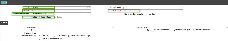 Screenshot Pop Up Kontenplan
