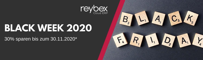 Black Week Black Friday reybex 2020