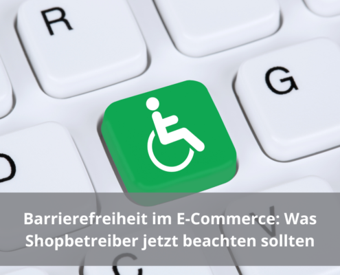 Barrierefreier E-Commerce