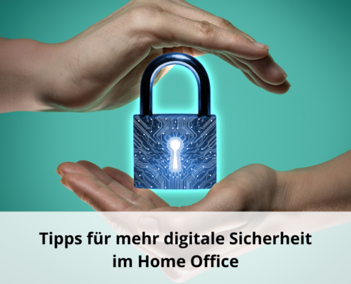 Datensicherheit im Home Office