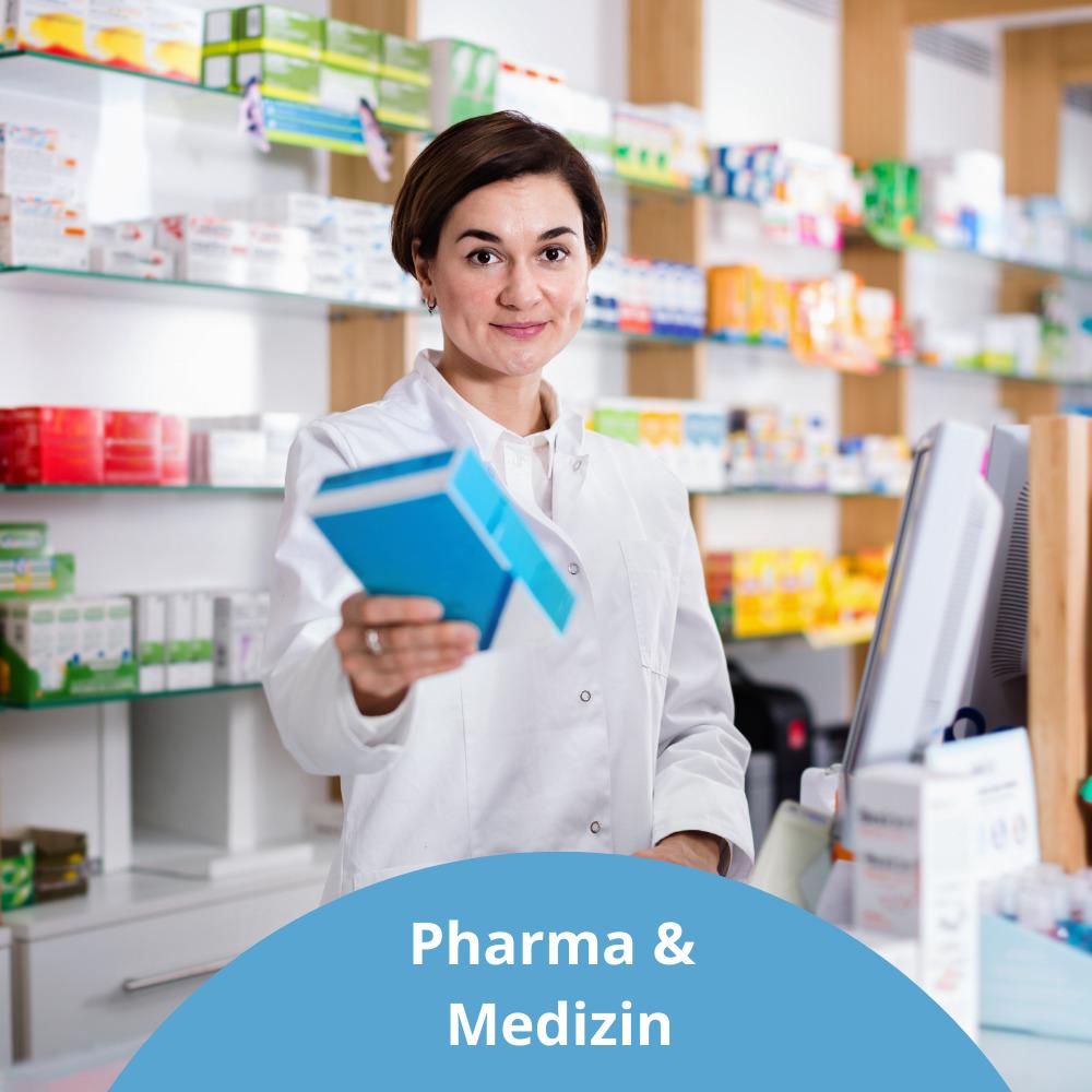 Pharma und Medizin